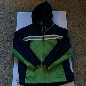LL. Bean light weight jacket.